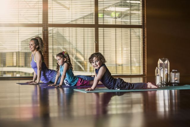 Family Yoga • Peuters