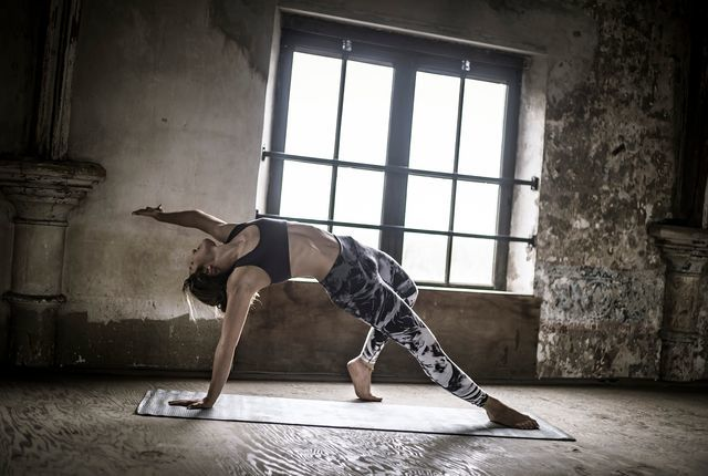 Power Yoga Ashtanga Style